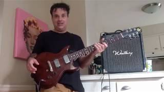 Westbury Performer and Model 250 Amp Review by Ivan Katz
