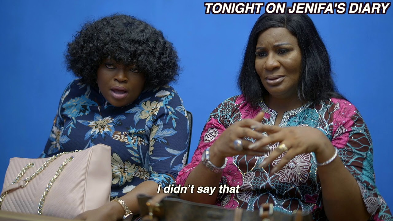 Download Jenifa's diary Season 15 Episode 1- showing tonight on (AIT ch 253 on DSTV), 7.30pm