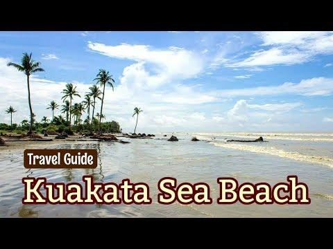 কুয়াকাটা সমুদ্র সৈকত ও তার চারপাশ । Kuakata Sea Beach । Places to Visit । Patuakhali । Travel Guide