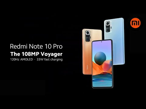 Redmi Note 10 Series Official Video