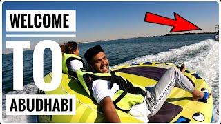 പടച്ചോനേ കാത്തോളീ🤪/ABU DHABI Water sports/Grace ocean