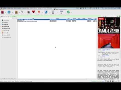 Tutorial Kindle: Como usar Calibre para gestionar eBooks y cambiar de formato (EPUB - MOBI - AZW)