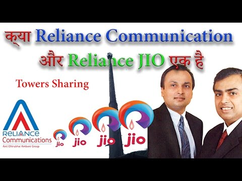Is Reliance Communication(3G/CDMA) and Reliance JIO are Same or Not??? Please Answer....