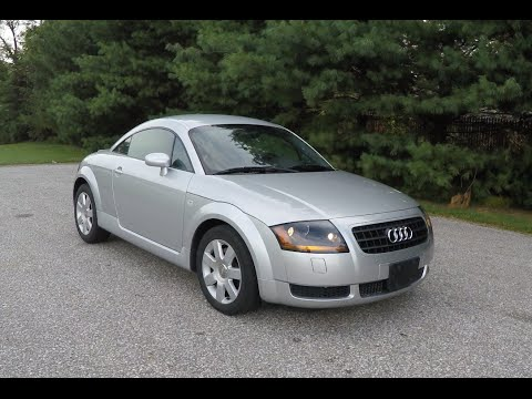 2003 Audi TT 1 8L Coupé|18029B