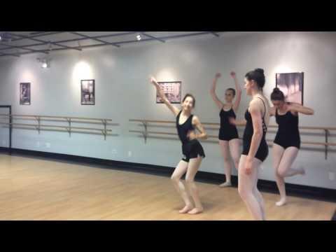 """""""Rock Ballet""""- Bohemian Rhapsody Part Deux- Adv Ballet, 3/2/17"""