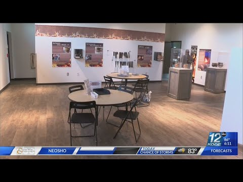 New Exhibit At The Shawnee Tribe Cultural Center Integrates The Community