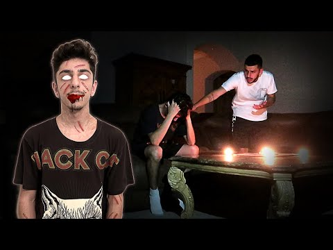 I've never seen my brother this scared... (I GOT POSSESSED)