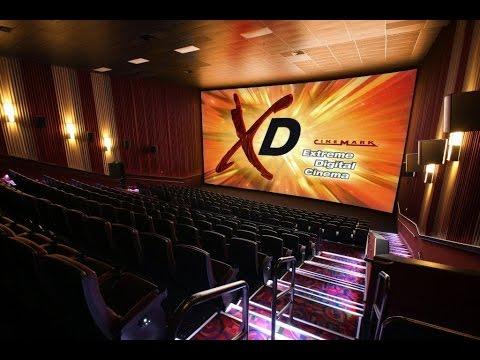 Cinemark XD