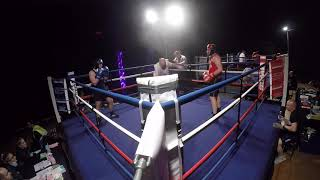 Reading 2 | Ultra White Collar Boxing | Henry Shropshire VS Alex Perks