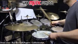 Red Hot Chili Peppers - Californication - DRUM COVER