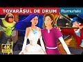 Download TOVARĂȘUL DE DRUM | The Travelling Companion Story in Romana | Romanian Fairy Tales
