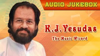 KJ Yesudas The Music Wizard Tamil Audio Jukebox