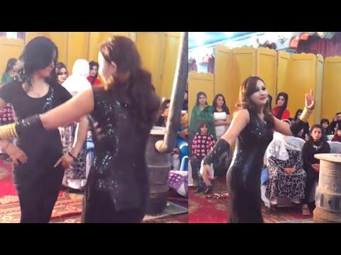 Beautiful Afghan Wedding Dance By Two Girls