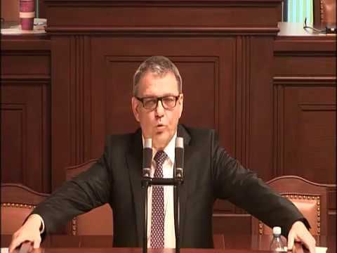Projev ministra Zaorálka v PS PČR k zahraniční politice ČR