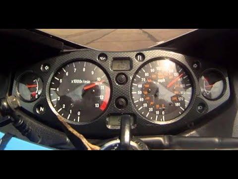 Suzuki Hayabusa / GSXR speedometer problem FIX - YouTube