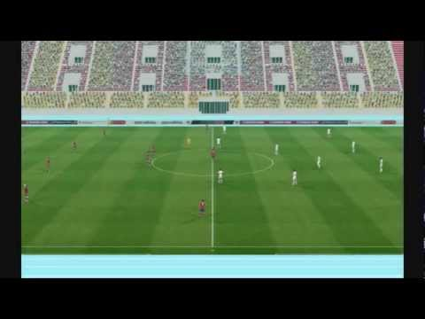 Arena Filip II for PES 2013 with Jenkey Tool