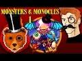 Джек и Джилл - Monsters and Monocles с Мишей - Серия 1