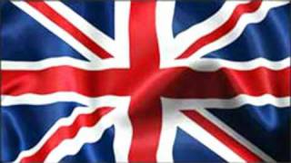 British national anthem God Save the Queen