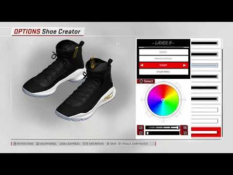 under armour shoe creator