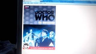 Doctor Who The Moonbase DVD Review