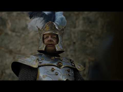 Mace Tyrell's speech - The Ace Edition