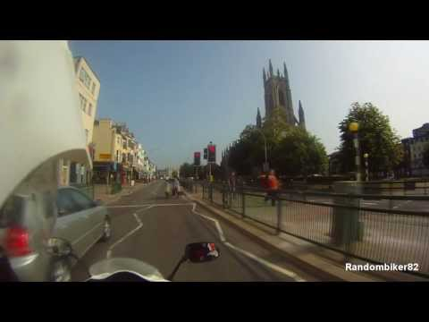 A stunning ride around Brighton