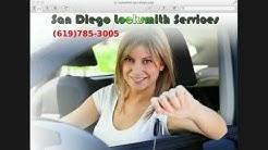 Locksmith San Diego, CA   619-785-3005   Mobile Service