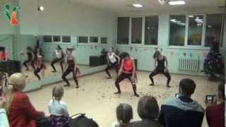 1-й Отчётный концерт в танцевальном клубе