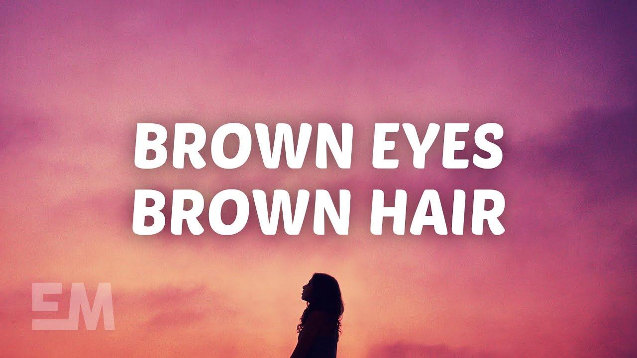 Caleb Hearn   Brown Eyes, Brown Hair Lyrics