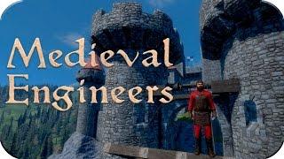 Medieval Engineers # 01 Primeros Pasos [HD+] Español