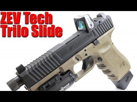 ZEV Tech Trilo Glock Slide Review: An Aftermarket Slide You Can Trust