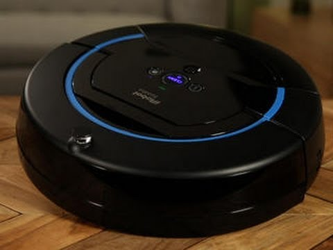 irobot 39 s scooba 450 this robo mop makes a solid floor scrubber youtube. Black Bedroom Furniture Sets. Home Design Ideas