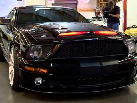Knight Rider K I T T Ford Mustang Youtube