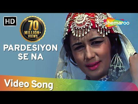 Pardeshiyon Se Na Ankhiyan Milana II | Shashi Kapoor | Nanda | Jab Jab Phool Khile | Hindi Songs