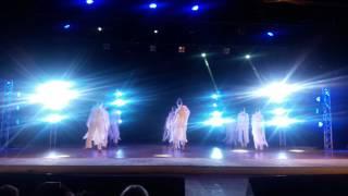 Отчетный концерт  Народного театра танца