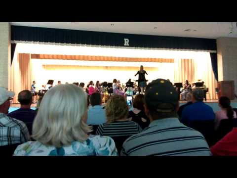 Redwater Middle School Spring Concert #3