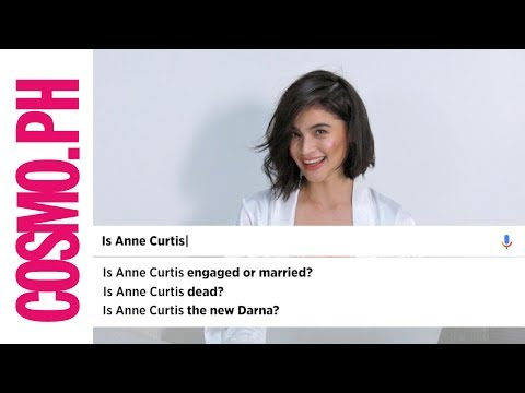 Anne Curtis Answers The Most Searched Questions About Her