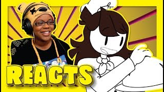 My Weird Trip to the UK By Jaiden Animations | Story Time Animation Reaction