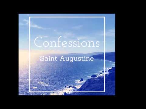 The Confessions of St Augustine of Hippo - Book 1 Ch 1-10 (Audio Book)