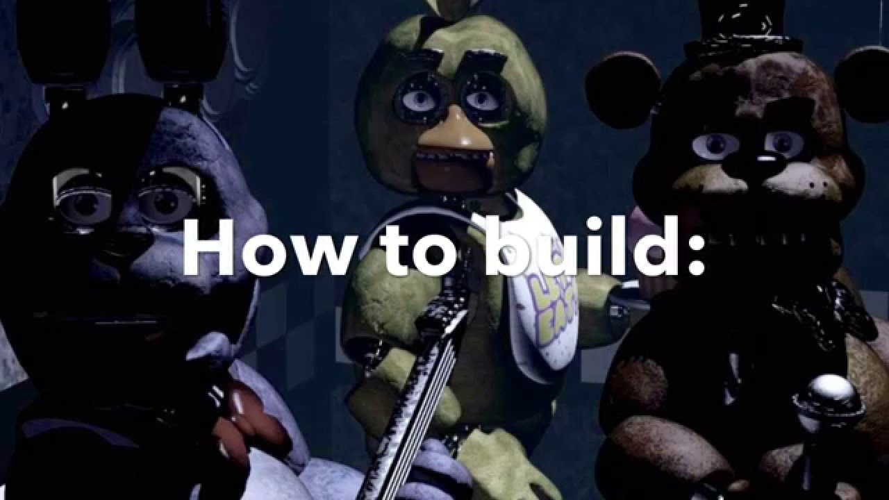 brick 101 how to build chica