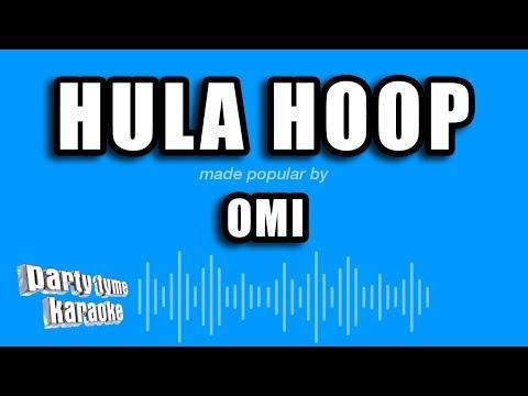 OMI - Hula Hoop (Karaoke Version)