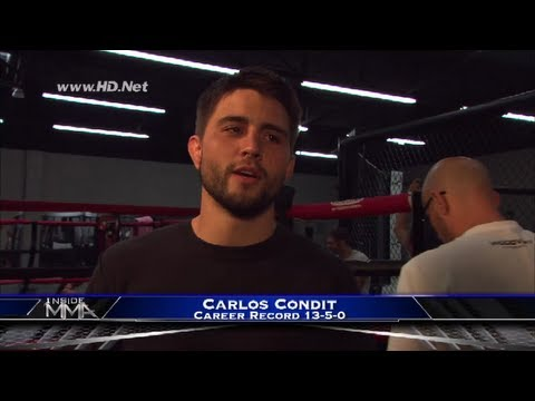 Full Carlos Condit Interview from Inside MMA
