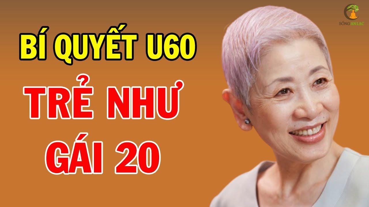 Bà Già 60 Vẫn Trẻ Đẹp Như Gái 20 Nhờ Bí Quyết CHẮM SÓC Da Mặt Của Phụ Nữ Nhật