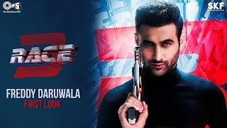 First Look of Freddy Daruwala as Rana | Race 3 | Remo D'Souza | Salman Khan | #Race3ThisEID