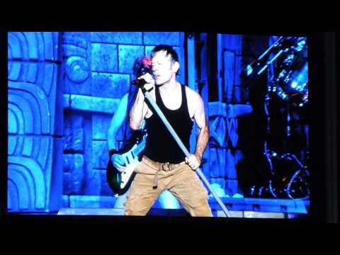 Iron Maiden - Crowd Chant/Blood Brothers (HD) @Ullevi Stadium Gothenburg Sweden 2016-06-17