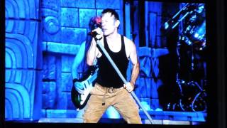 Iron Maiden - Crowd Chant / Blood Brothers (HD) @Ullevi Stadium Gothenburg Sweden 2016-06-17