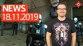 Half Life: Kommt ein neues Spiel? Dead Island 2: Neues Lebenszeichen! | GW-NEWS