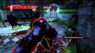 Let's Play Splatterhouse (2010) - Phase Ten: The Wicker Bride