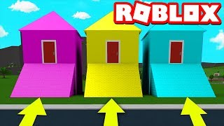CHOOSE THE RIGHT MYSTERY DOOR AND YOU WIN 10,000 ROBUX!! (Roblox)