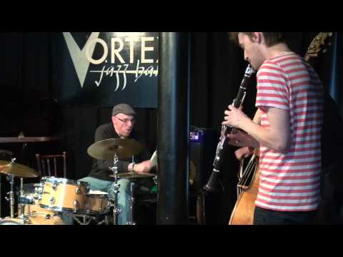 The Grew Quartet – Stephen Grew / Phillip Marks / Seth Bennett / Matt Robinson 19-04-15